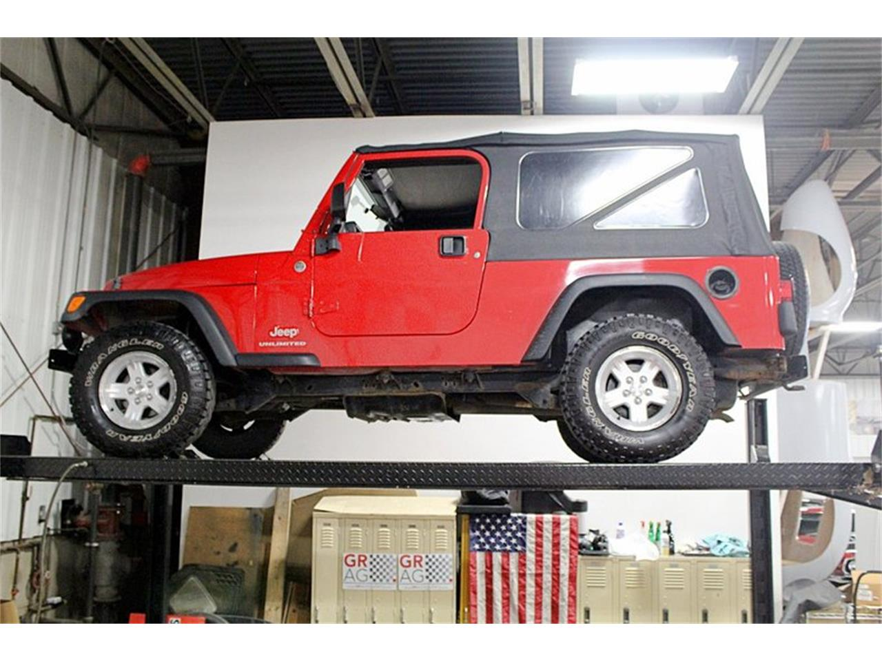 Large Picture of 2006 Wrangler located in Michigan - $12,900.00 Offered by GR Auto Gallery - QF7K