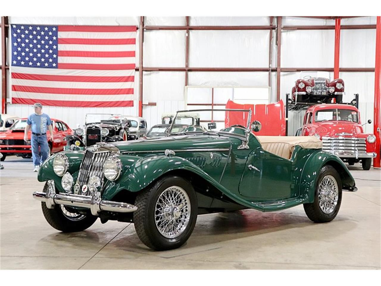 Large Picture of 1954 TF - $47,900.00 - QF7L