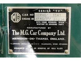 Picture of Classic 1954 MG TF located in Michigan - QF7L