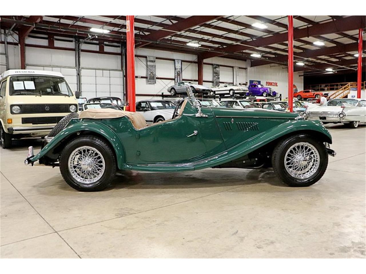 Large Picture of Classic 1954 MG TF - QF7L