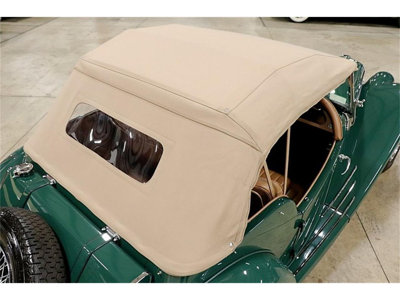 Large Picture of '54 MG TF located in Michigan Offered by GR Auto Gallery - QF7L