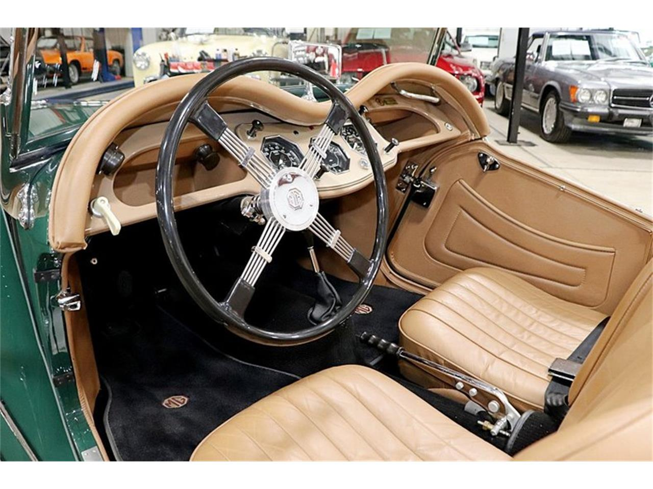 Large Picture of Classic 1954 MG TF - $47,900.00 Offered by GR Auto Gallery - QF7L