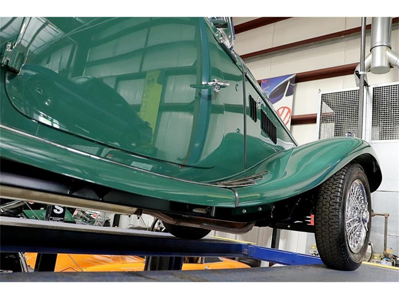Large Picture of Classic 1954 MG TF located in Kentwood Michigan Offered by GR Auto Gallery - QF7L
