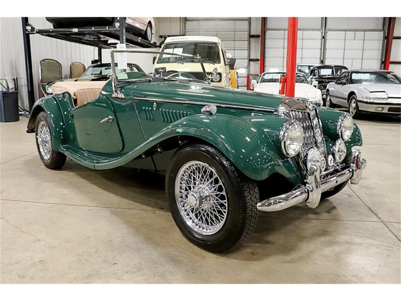 Large Picture of Classic '54 MG TF - $47,900.00 Offered by GR Auto Gallery - QF7L