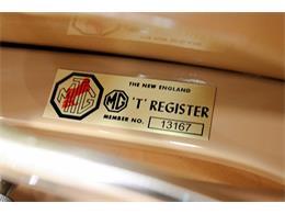 Picture of Classic '54 MG TF located in Michigan - QF7L