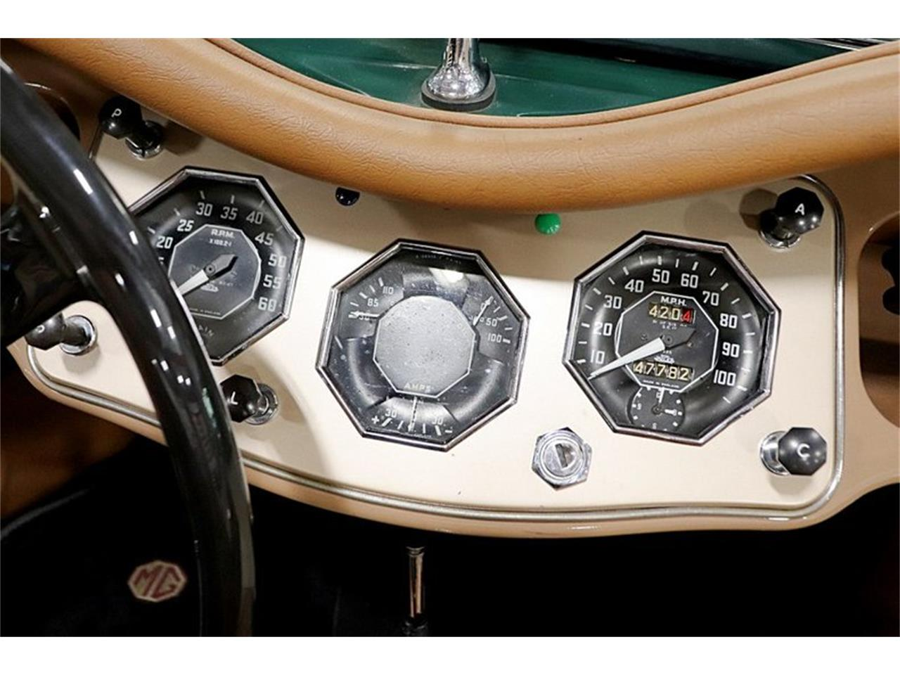 Large Picture of Classic 1954 MG TF located in Michigan - $47,900.00 Offered by GR Auto Gallery - QF7L
