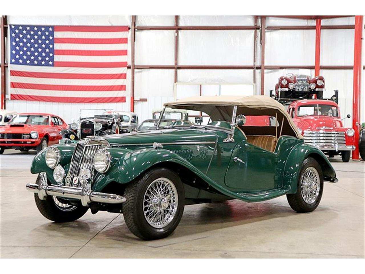 Large Picture of Classic 1954 MG TF Offered by GR Auto Gallery - QF7L