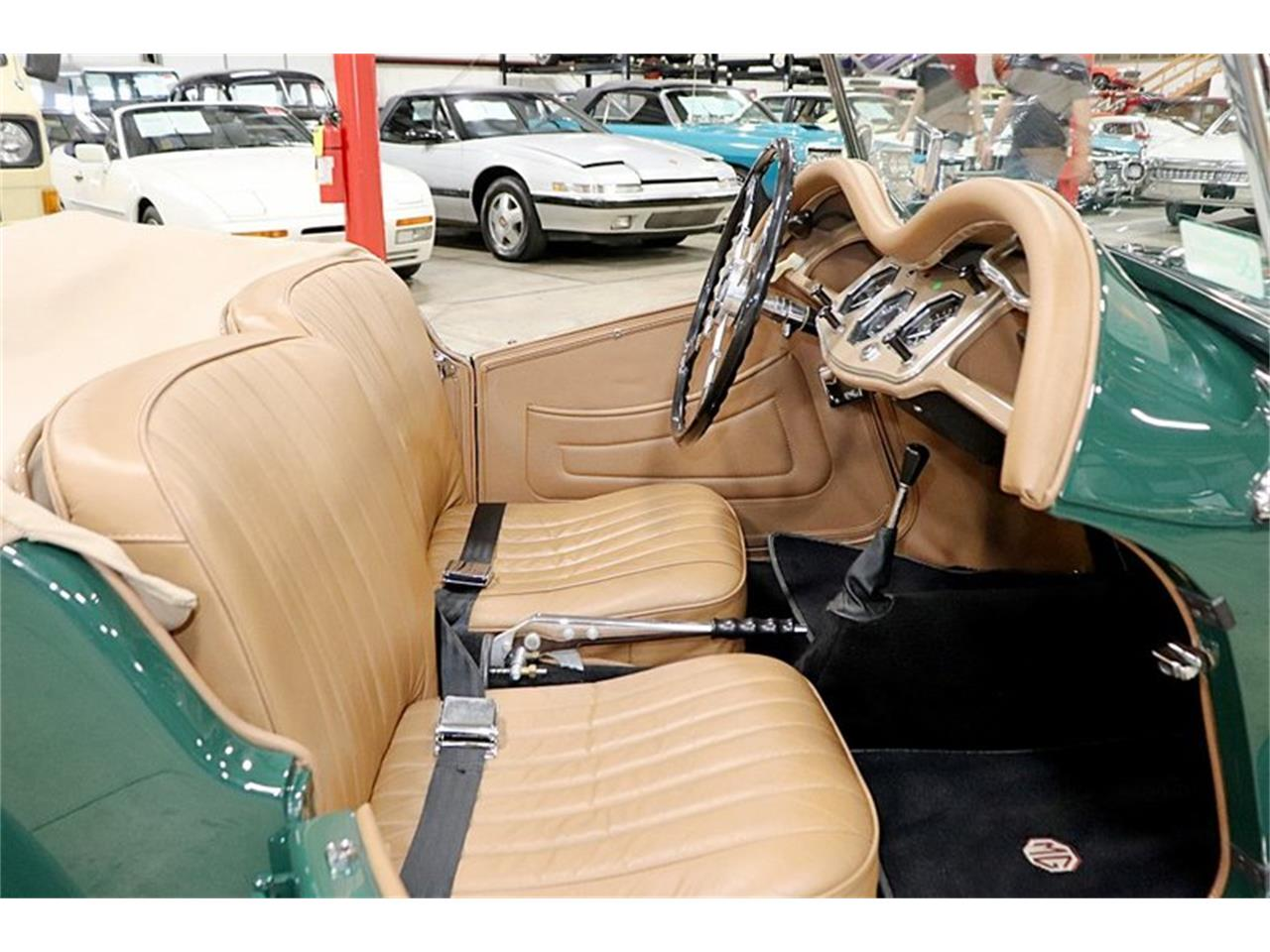 Large Picture of Classic 1954 MG TF located in Kentwood Michigan - $47,900.00 - QF7L