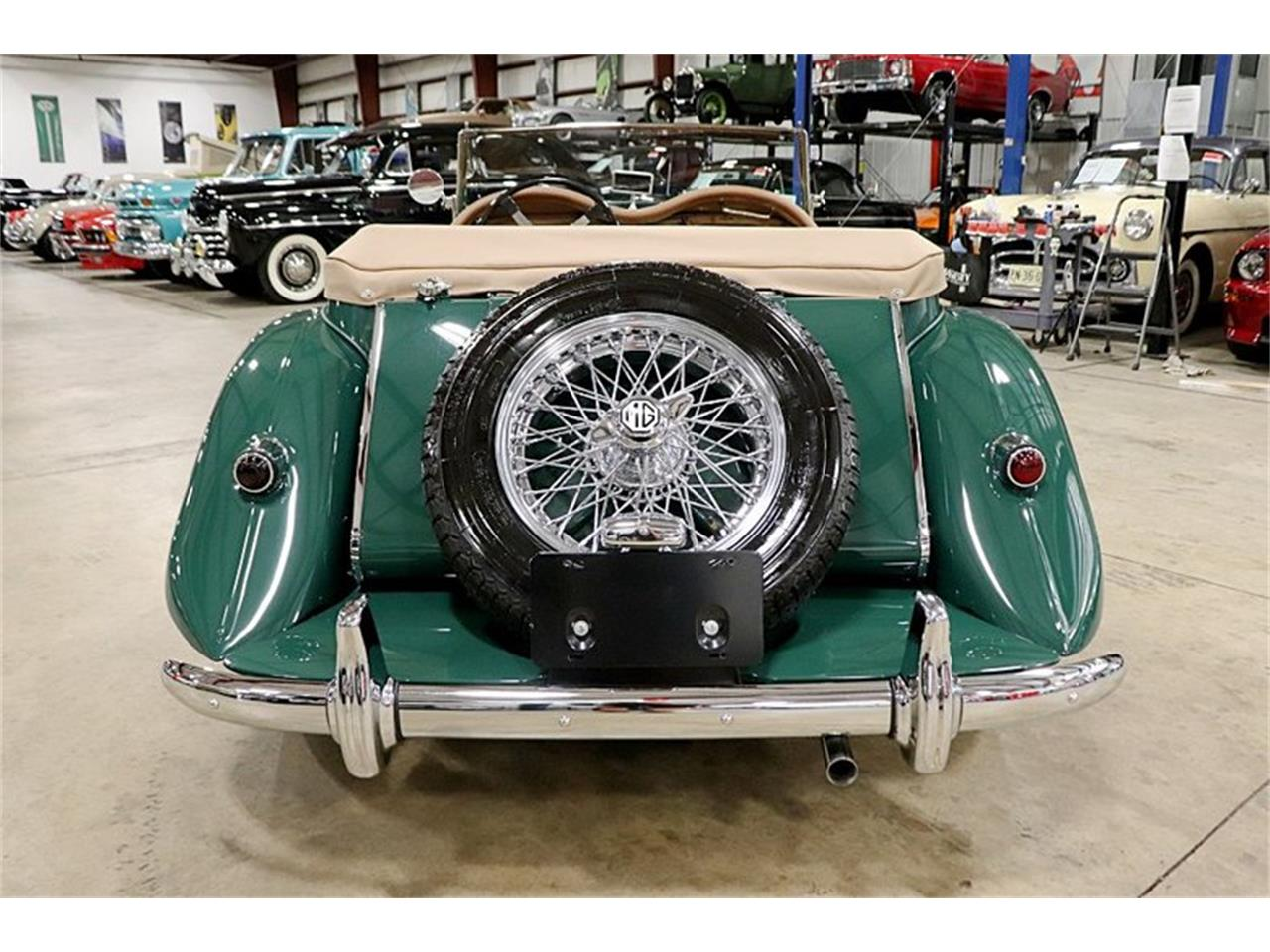 Large Picture of Classic 1954 TF located in Michigan - $47,900.00 Offered by GR Auto Gallery - QF7L