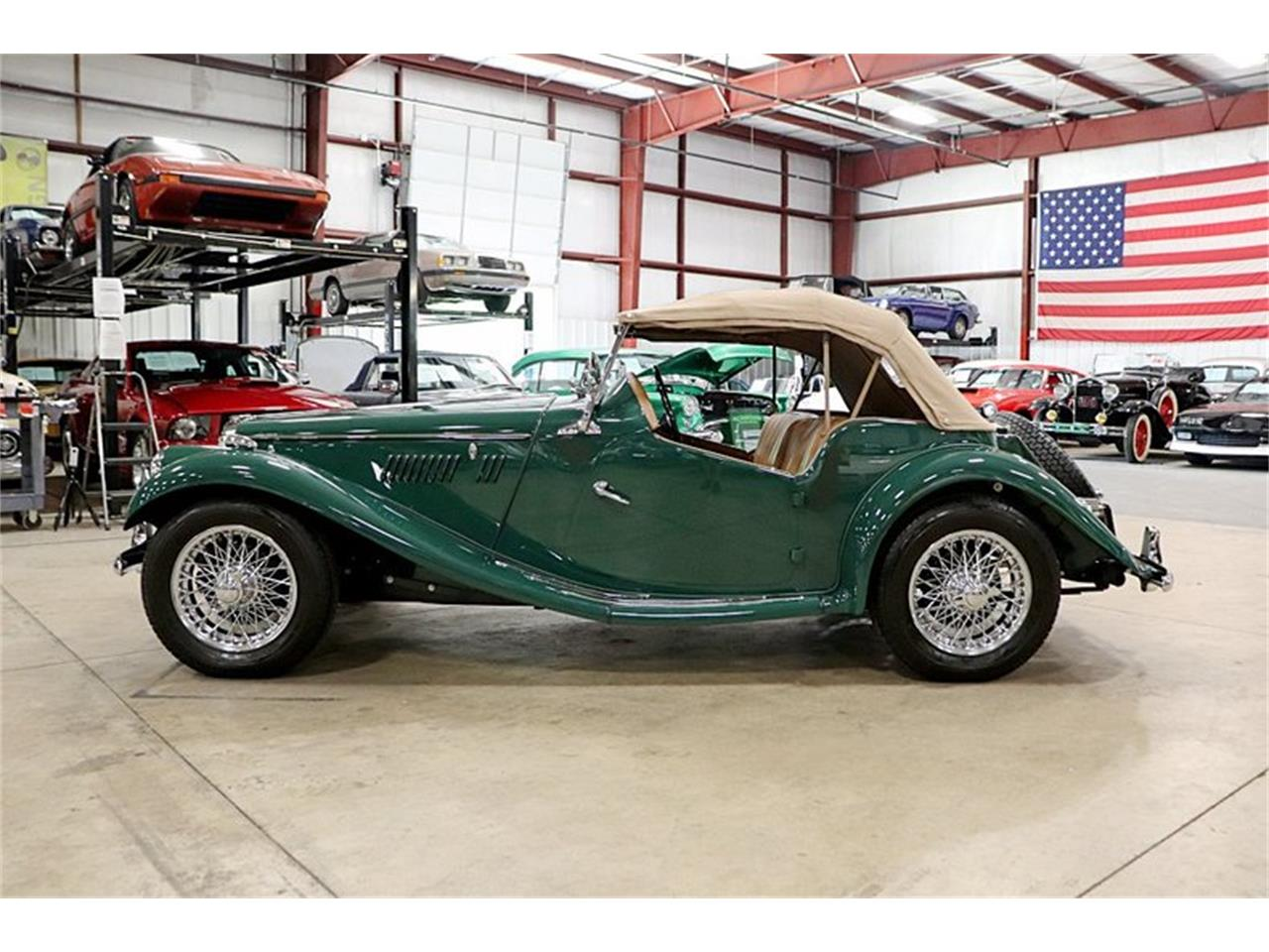 Large Picture of Classic '54 MG TF located in Michigan - $47,900.00 - QF7L