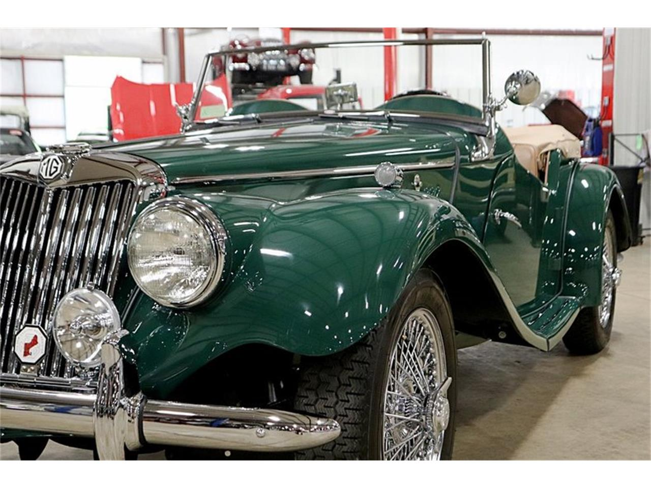 Large Picture of '54 TF located in Kentwood Michigan - $47,900.00 Offered by GR Auto Gallery - QF7L