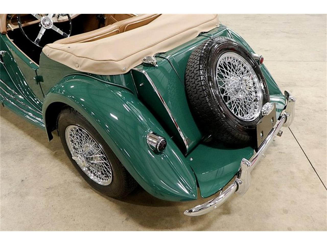 Large Picture of 1954 MG TF located in Michigan - $47,900.00 - QF7L