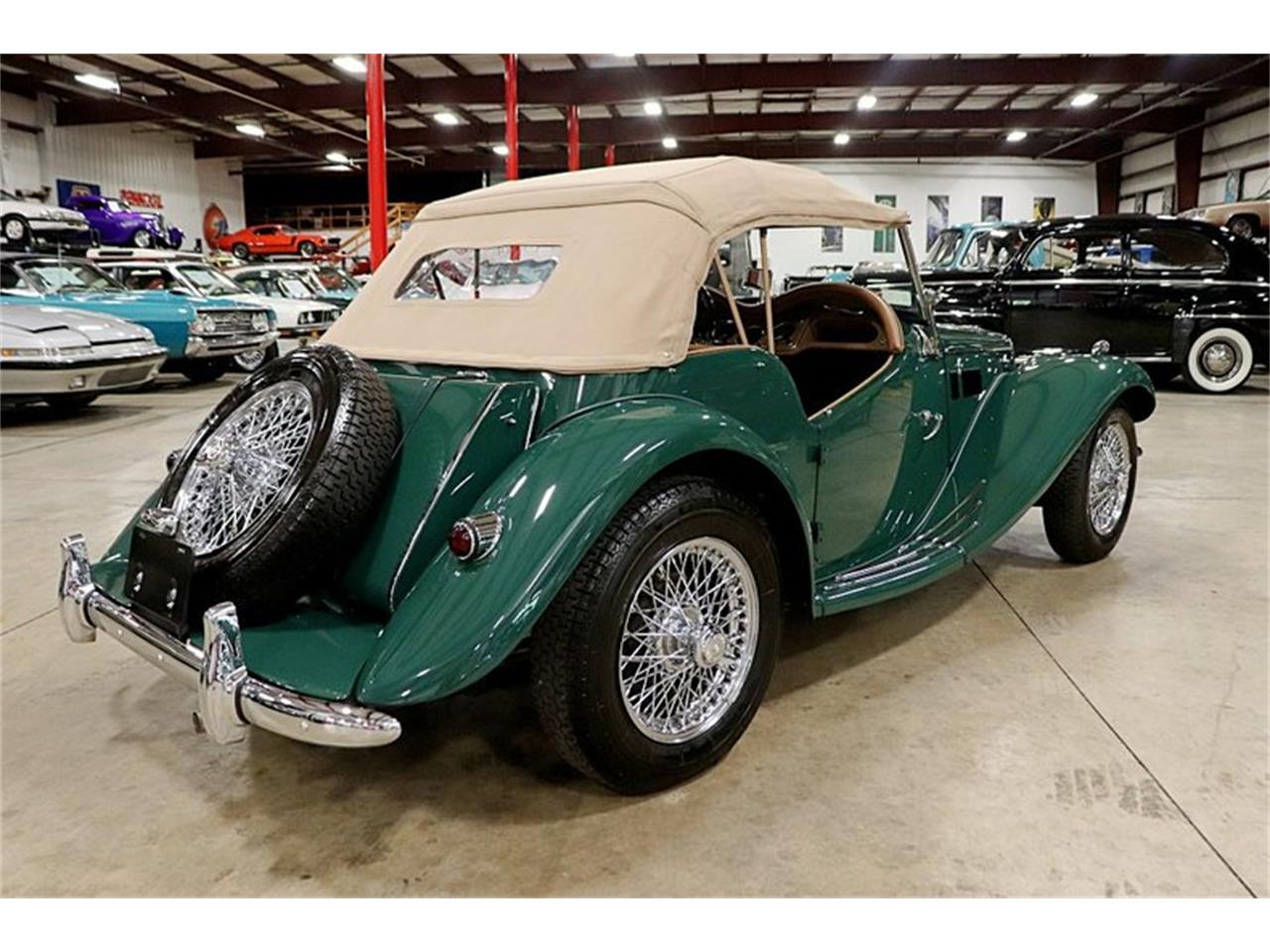 Large Picture of Classic '54 MG TF Offered by GR Auto Gallery - QF7L