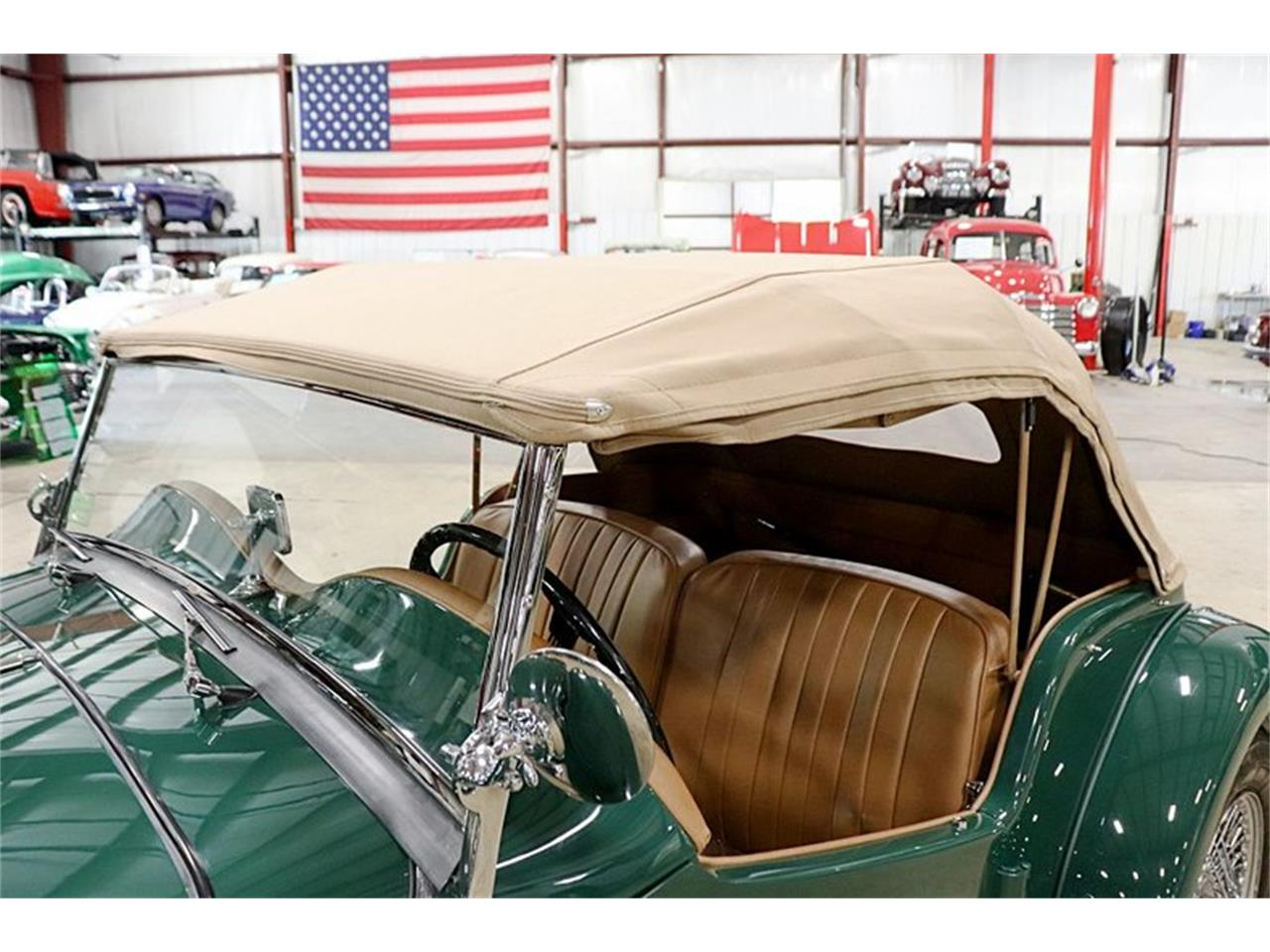 Large Picture of 1954 MG TF located in Kentwood Michigan Offered by GR Auto Gallery - QF7L