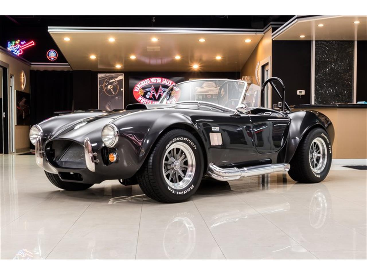 Large Picture of Classic '66 Cobra located in Plymouth Michigan Offered by Vanguard Motor Sales - QF7X