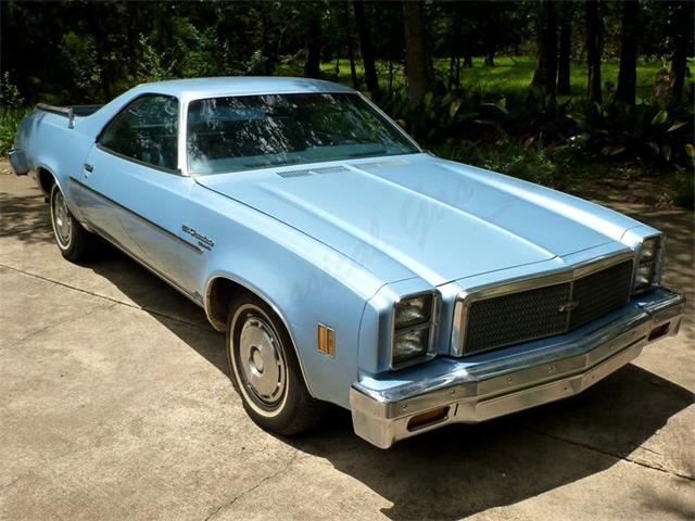 Picture of '76 El Camino - QF8Y