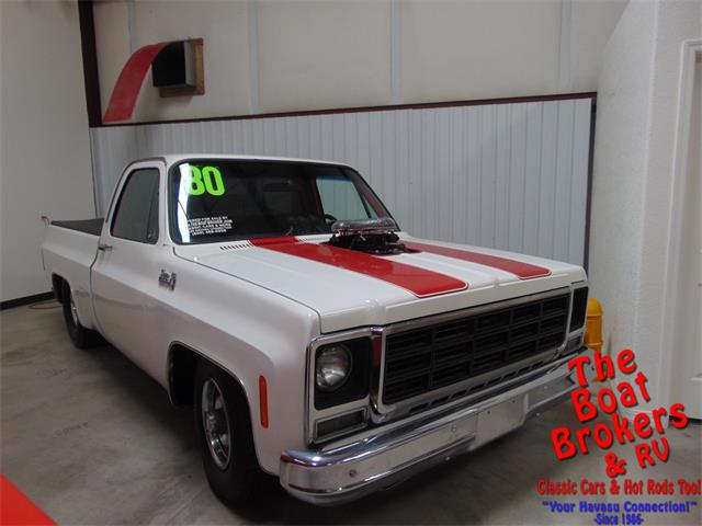 Picture of '80 Sierra - QFAM