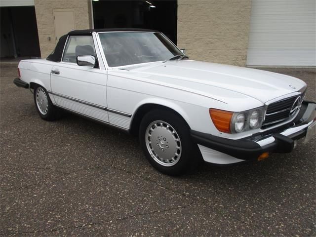 Picture of '88 560SL - QFBF
