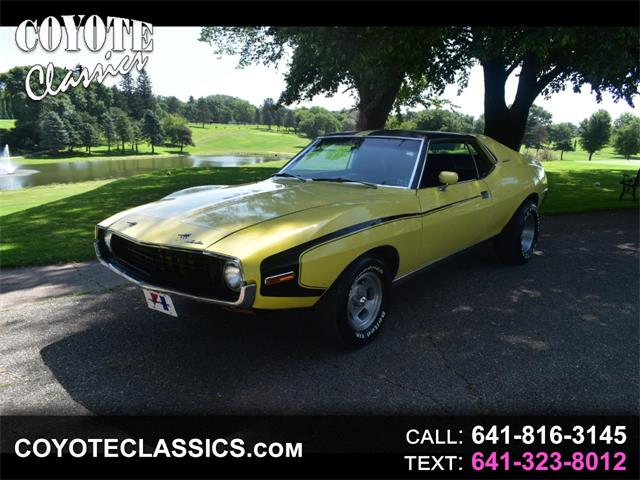 Picture of '72 Javelin - QFBS