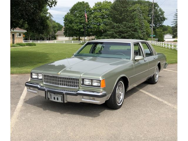 1977 to 1990 Chevrolet Caprice for Sale on ClassicCars com on