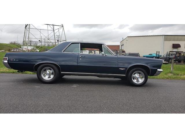 Picture of Classic '65 GTO located in Maryland Offered by  - QFCL