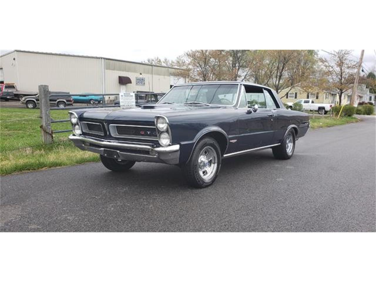 Large Picture of 1965 GTO located in Linthicum Maryland - $32,500.00 - QFCL