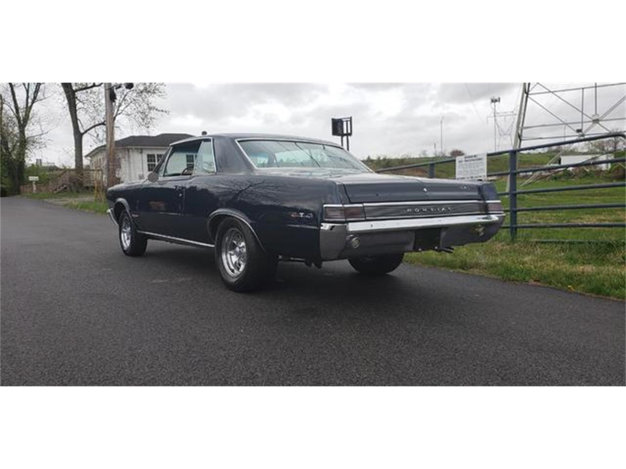 Large Picture of Classic '65 Pontiac GTO located in Linthicum Maryland - QFCL