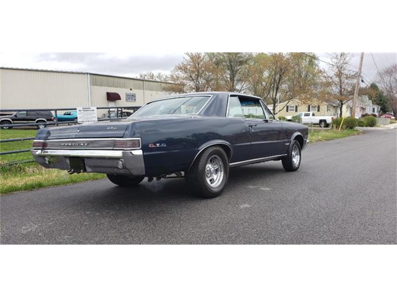 Large Picture of 1965 GTO located in Linthicum Maryland - $32,500.00 Offered by Universal Auto Sales - QFCL