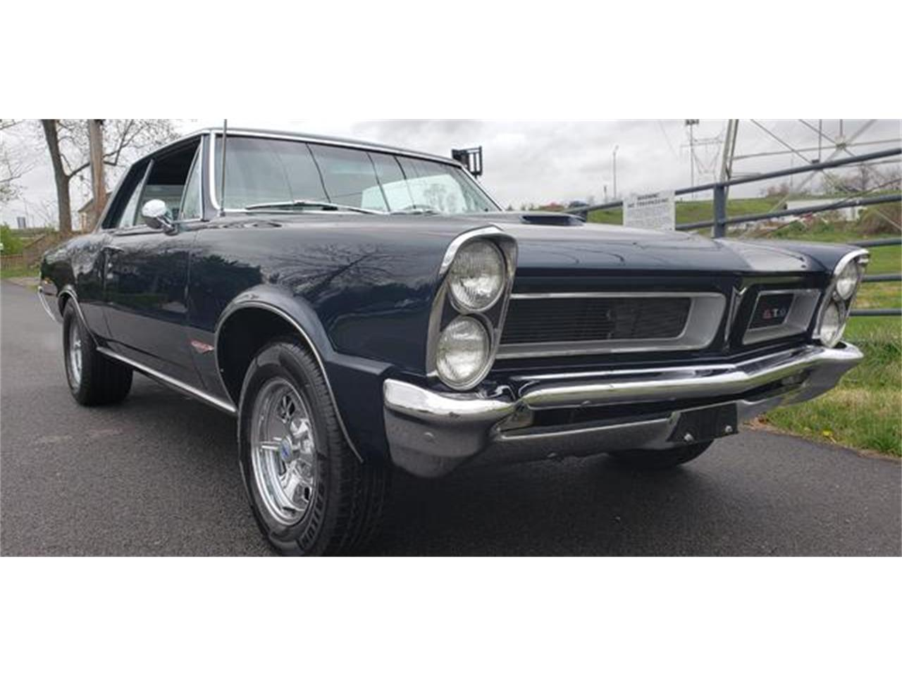 Large Picture of Classic 1965 Pontiac GTO - QFCL