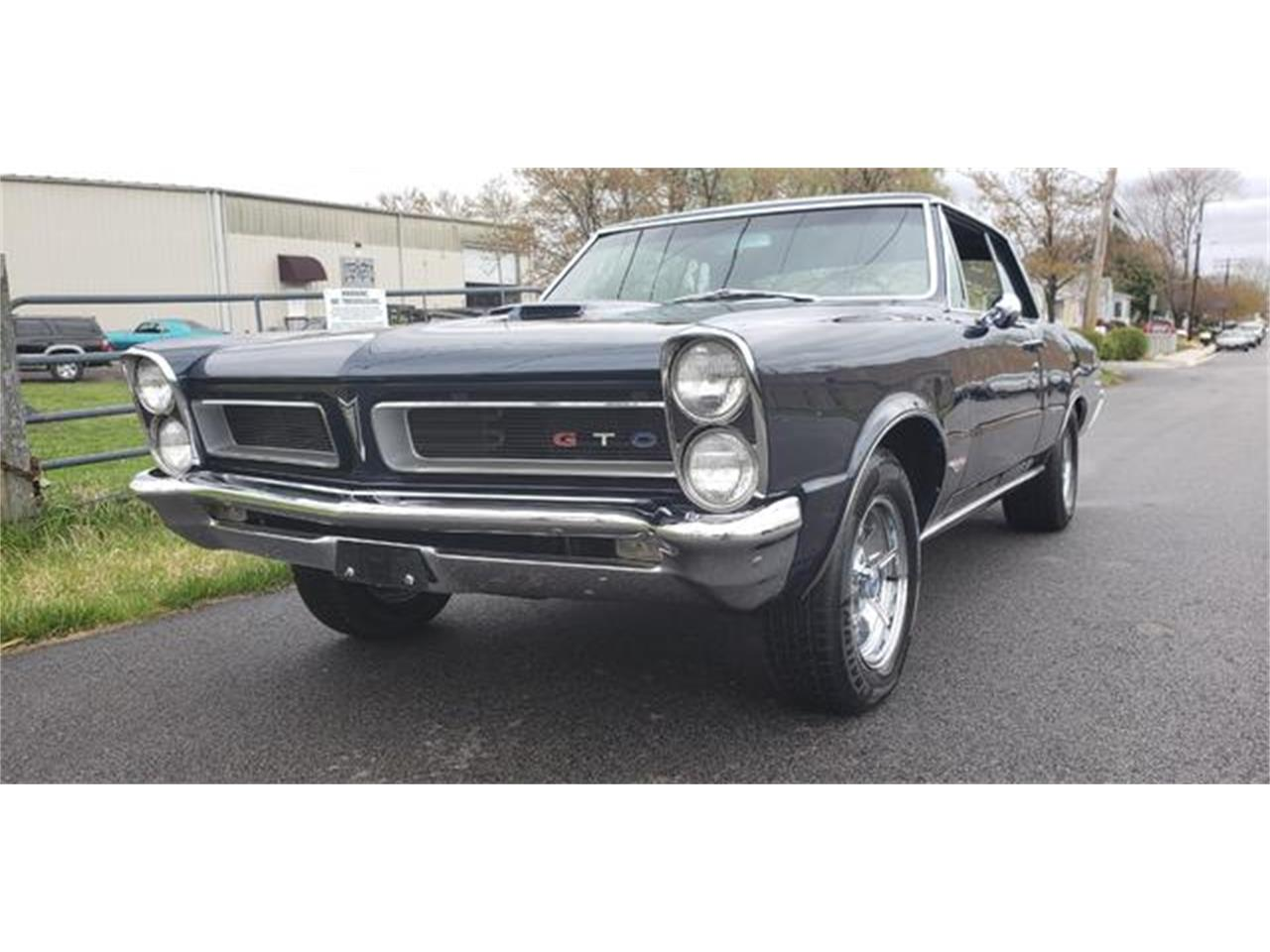 Large Picture of 1965 GTO - $32,500.00 Offered by Universal Auto Sales - QFCL