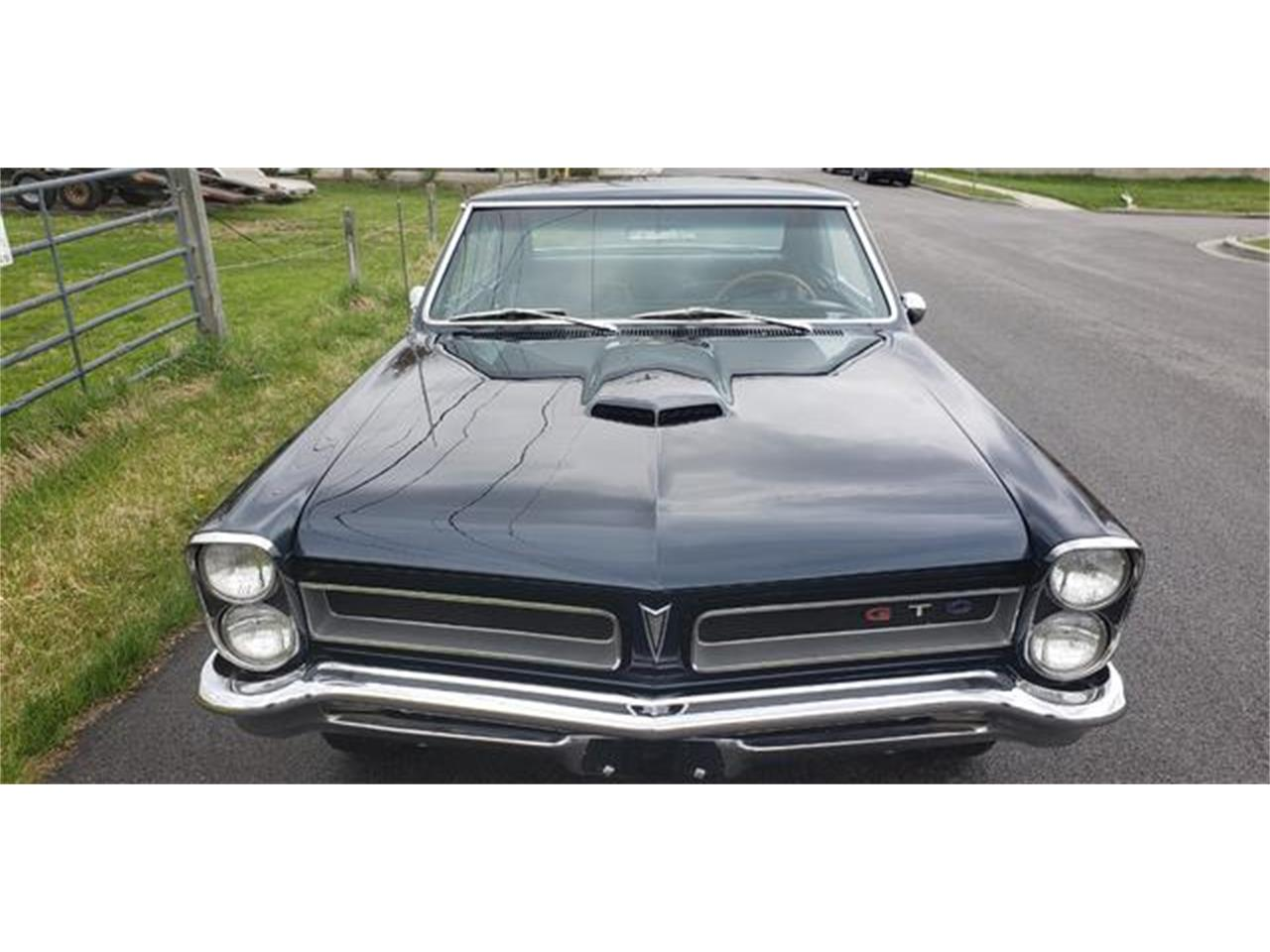 Large Picture of Classic '65 GTO located in Maryland - QFCL