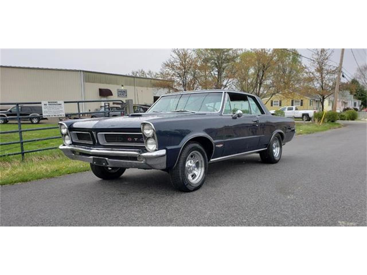 Large Picture of '65 Pontiac GTO Offered by Universal Auto Sales - QFCL