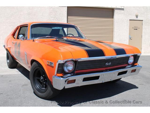 1969 Chevrolet Nova for Sale on ClassicCars com on ClassicCars com