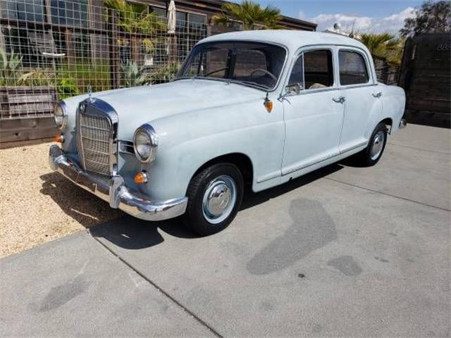 Picture of 1960 Mercedes-Benz 190D located in Cadillac Michigan - $9,495.00 - QDAY