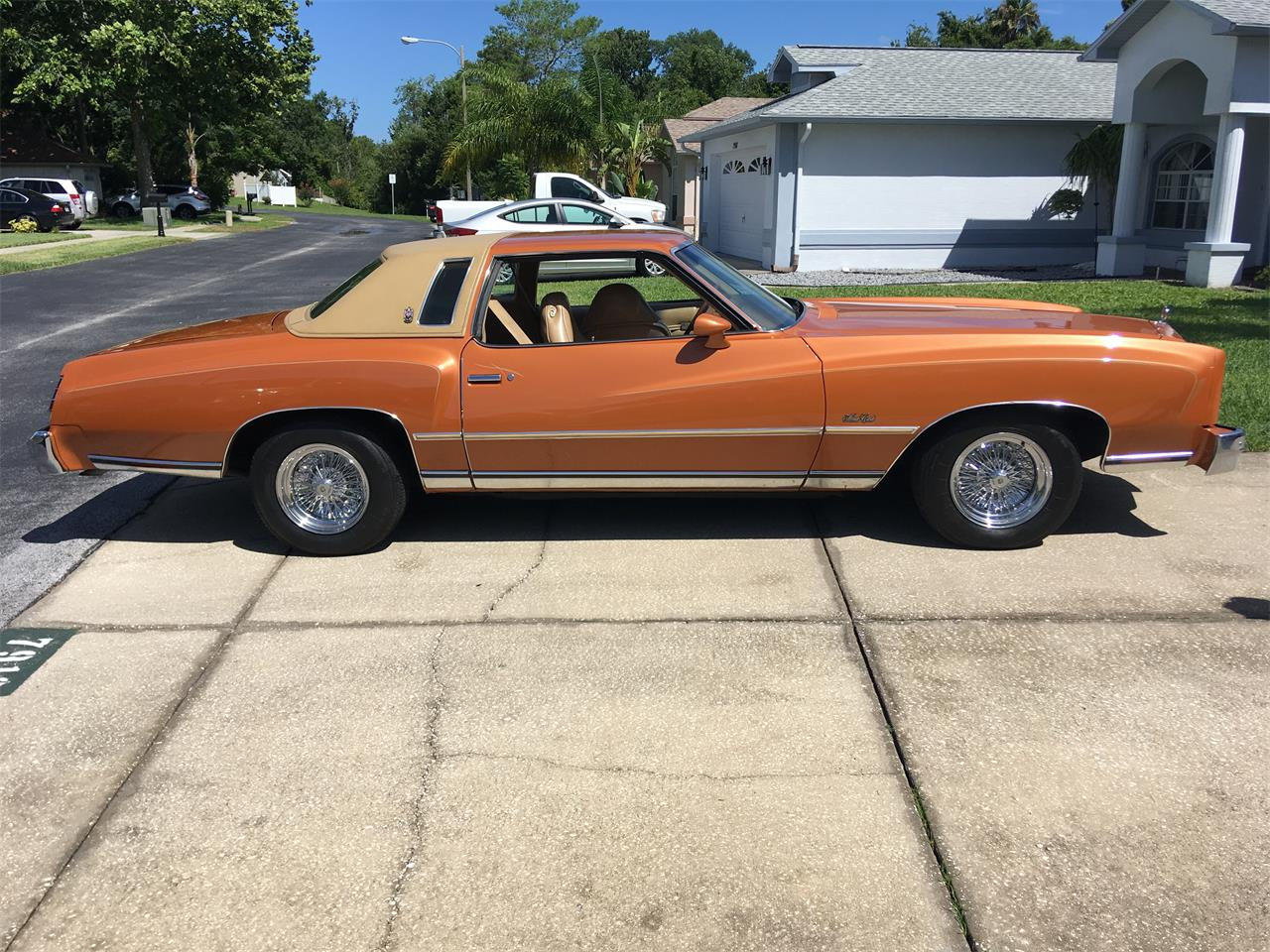 Large Picture of '77 Monte Carlo - QFDH