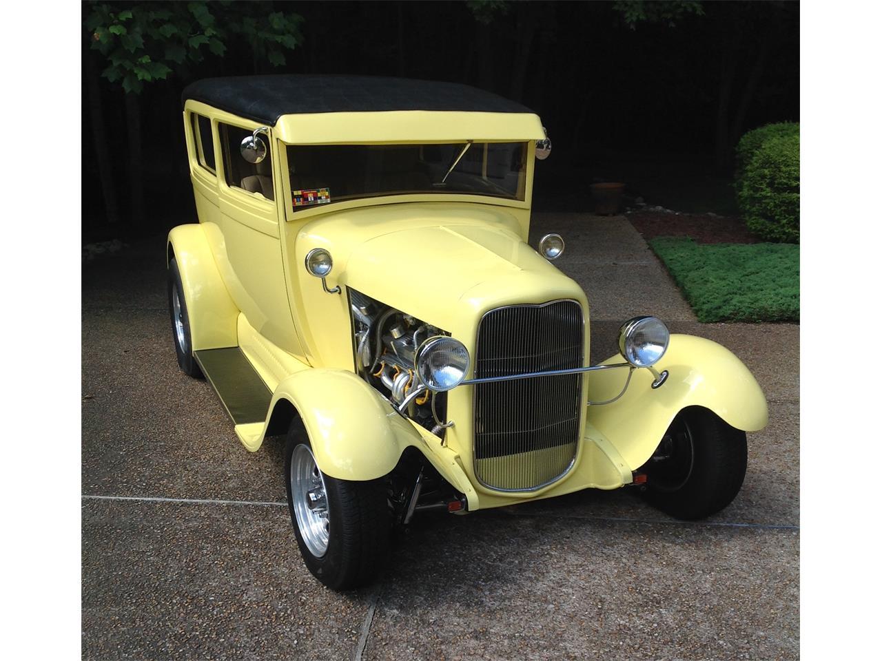 large picture of '29 2-dr sedan - qfdz
