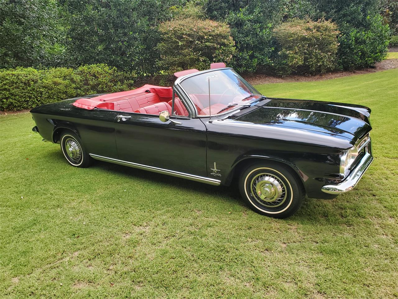 Large Picture of '63 Corvair - QFE8