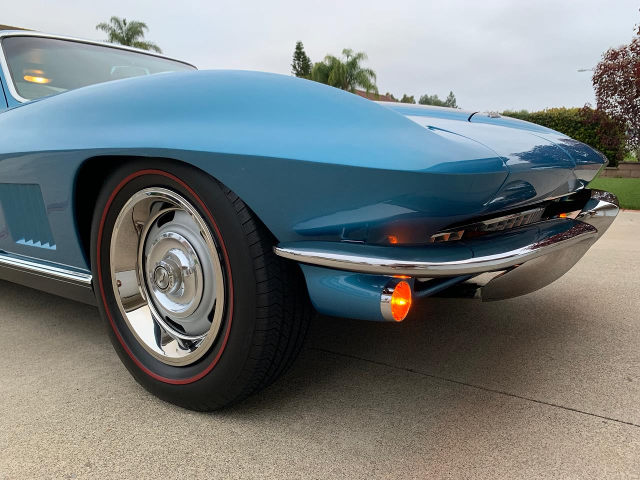 Large Picture of '67 Corvette - QFE9