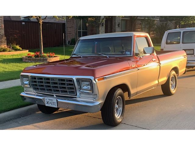 Picture of '76 F100 - QFEA
