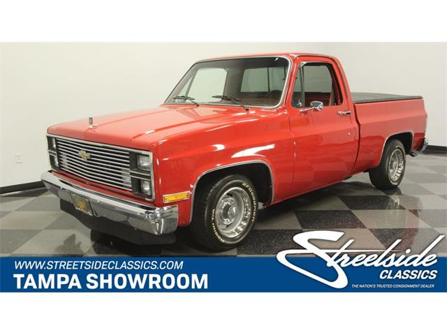 Picture of '84 C10 - QFEX