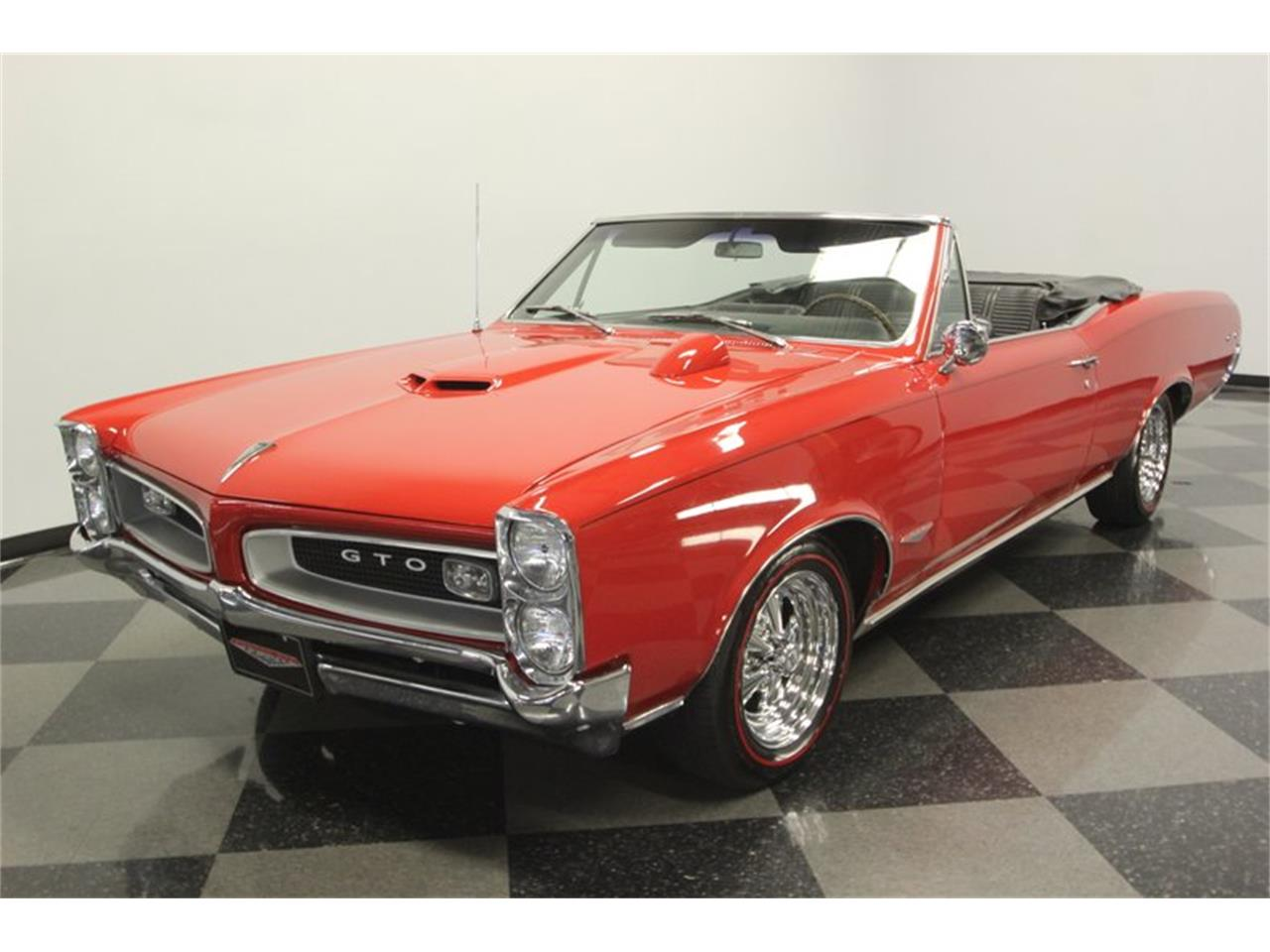 Large Picture of '66 GTO - QFEY