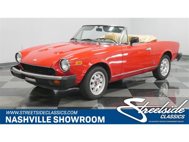Picture of '82 Spider - QFF3