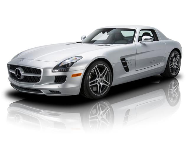 Picture of '11 SLS AMG - QFF5
