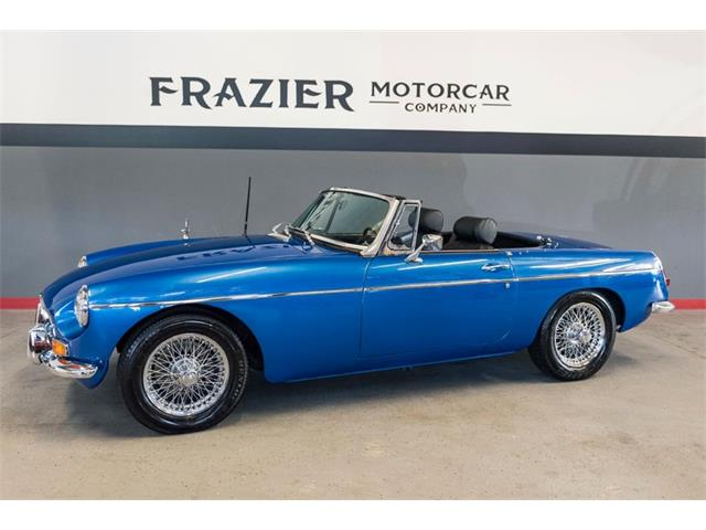 Picture of Classic '69 MG MGB located in Lebanon Tennessee Offered by  - QDB5