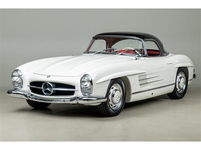 Picture of '63 Mercedes-Benz 300 located in Scotts Valley California Offered by  - QFFR