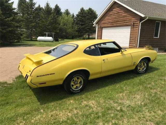 1970 Oldsmobile Cutlass for Sale on ClassicCars com on