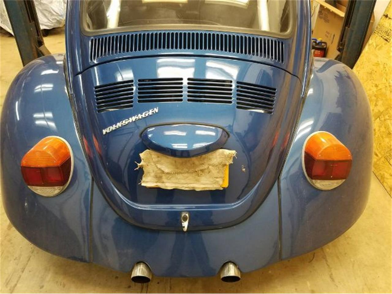 Large Picture of '77 Beetle - QFGY