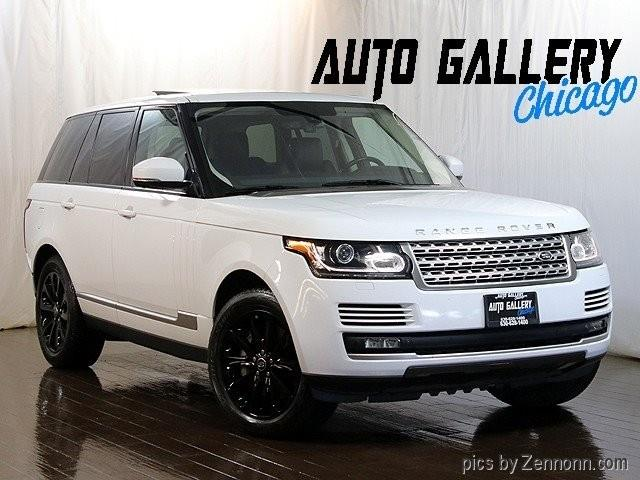 Picture of '13 Range Rover - QFGZ