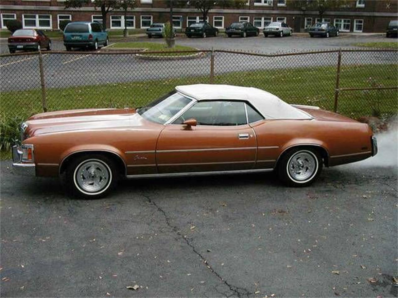 Large Picture of '73 Cougar - QFH0