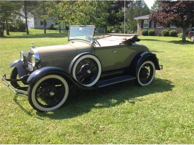 Picture of 1928 Ford Model A - QFH9